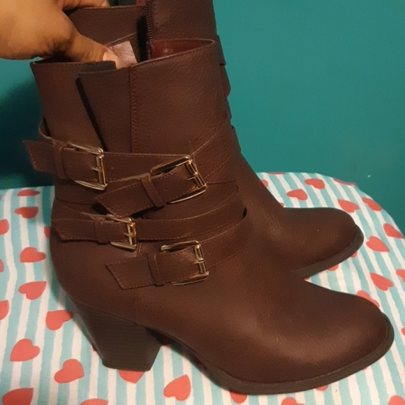 JustFab Shoes - Booties